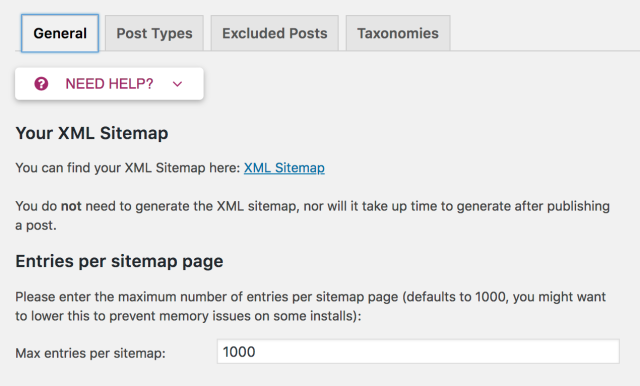 xml sitemaps wordpress com business seo